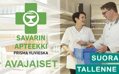 Savarin Apteekin avajaiset 2.5.2019