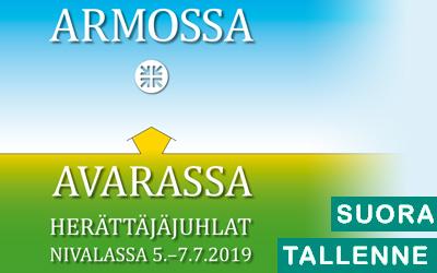 Herättäjäjuhlat 2019 Nivala