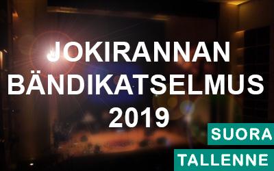 Jokirannan Bändikatselmus 2019