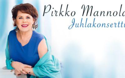 Suojattu: Pirkko Mannola juhlakonsertti 2019
