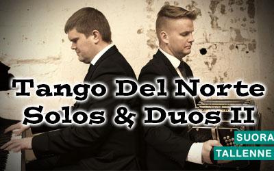 Tango Del Norte 28.9.2020