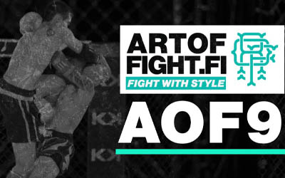 ART OF FIGHT 9
