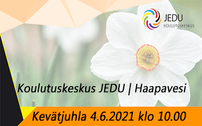 JEDU Haapavesi – kevätjuhla 2021