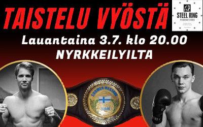 Taistelu Vyöstä-nyrkkeilyilta